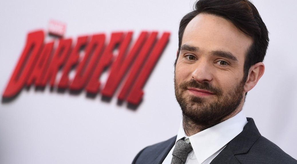 Daredevil's Charlie Cox about his new-found love of comic books