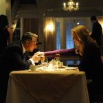Anthony LaPaglia and Joan Allen in Stephen Kings's A GOOD MARRIAGE