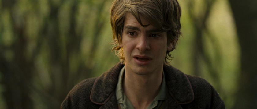 Andrew Garfield in 'Never Let Me Go'