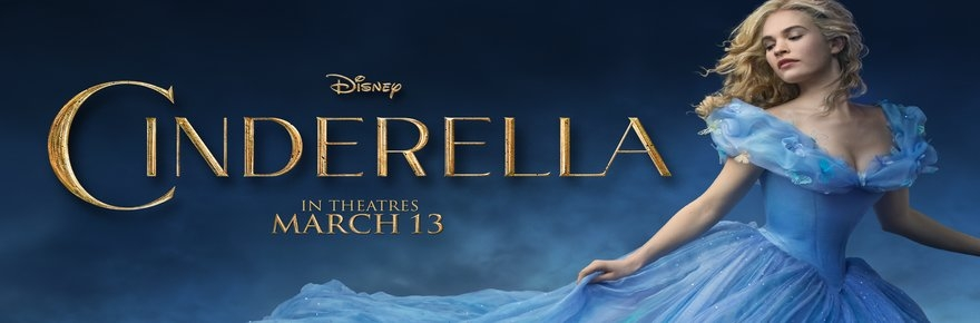 Cinderella (PG) Close-Up Film Review