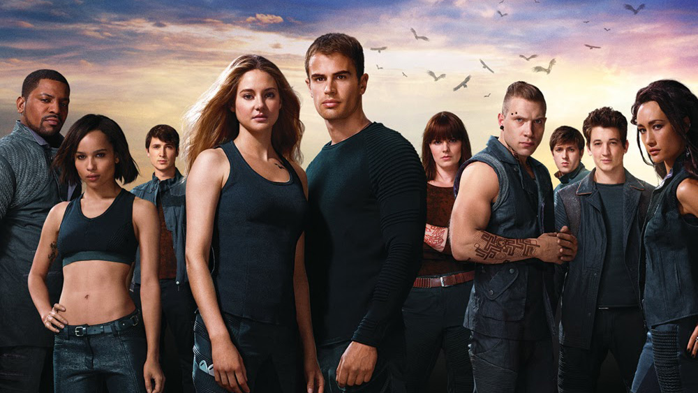 Divergent: Insurgent (12A) Close-Up FIlm Review