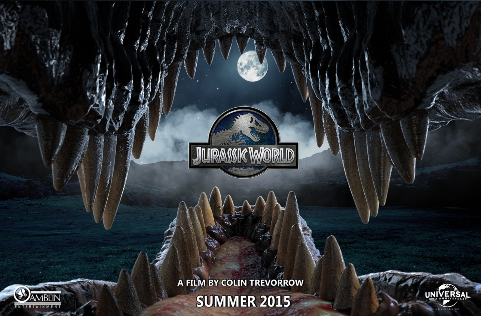 Jurassic World Official Global Trailer Roars In