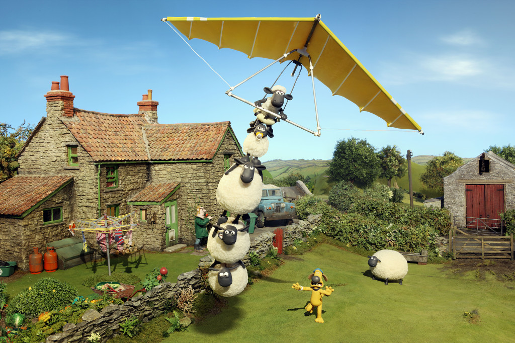 Shaun the Sheep: Picture Perfect (U) Home Ents Review