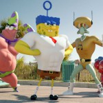 The characters from The Spongebob Movie: Sponge Out Of Water