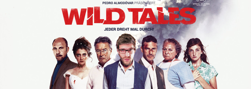Wild Tales (15) : Close-Up Film Review