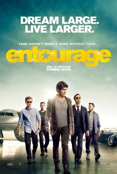 Entourage – New Trailer For The Much-Anticipated Big-Screen Version
