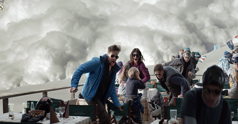 Force Majeure (15) Close-Up Film Review
