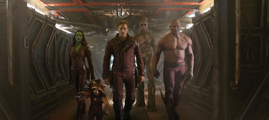 Guardians Of The Galaxy 2 gets an official start date