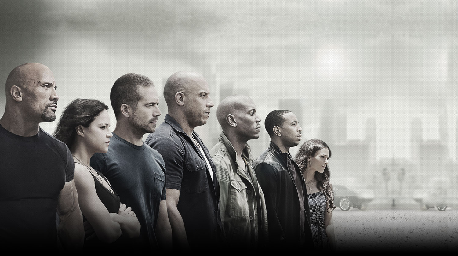 Fast & Furious 7 (12A) Close-Up Film Review