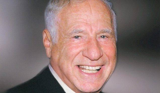 Mel Brooks Awarded BFI Fellowship