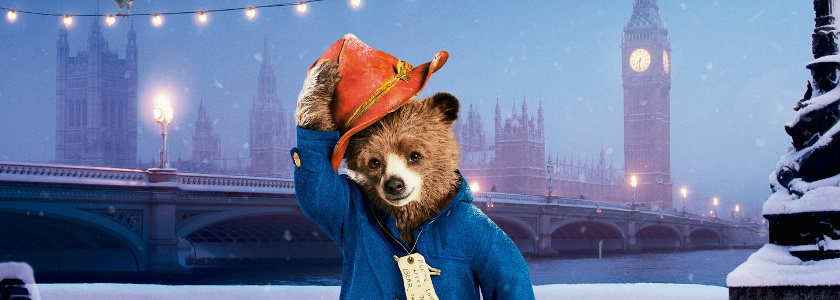 Paddington (U) Home Ents Review