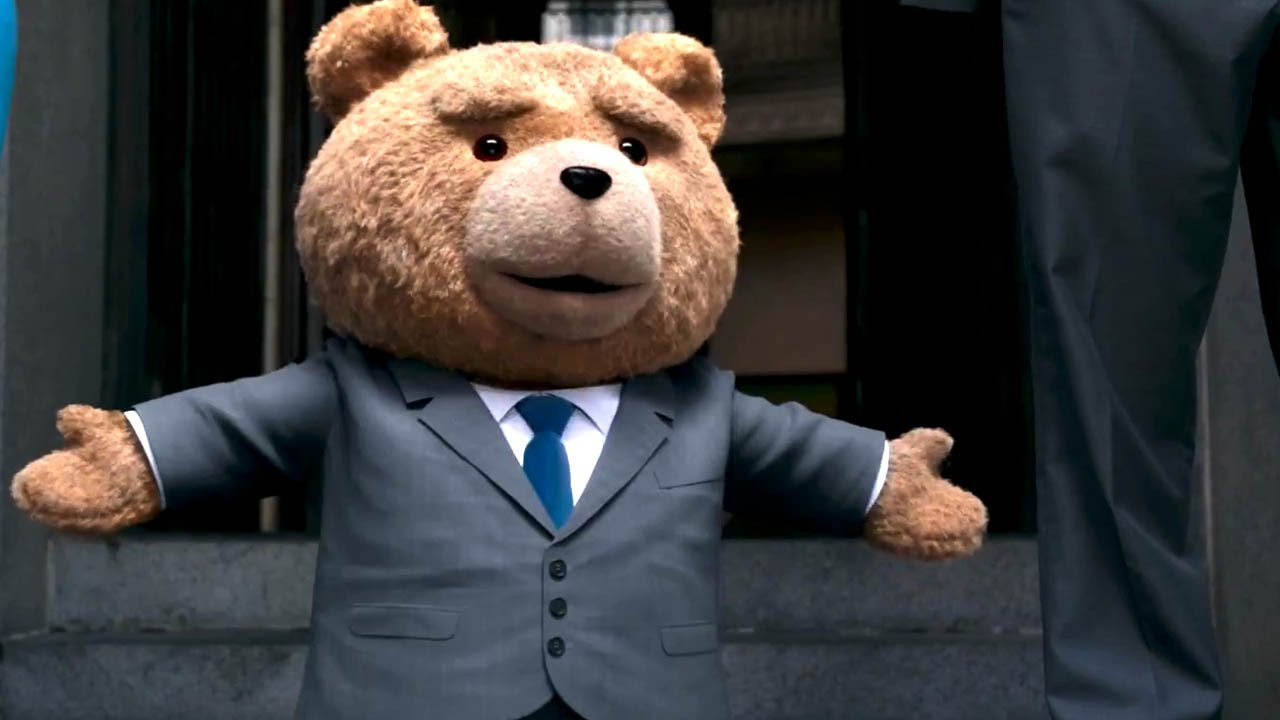 Ted 2 – brand new red-band trailer