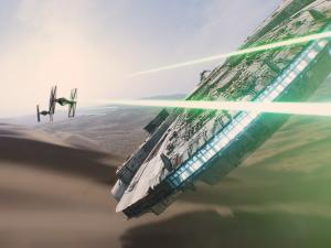 Star Wars: The Force Awakens – New Teaser Trailer