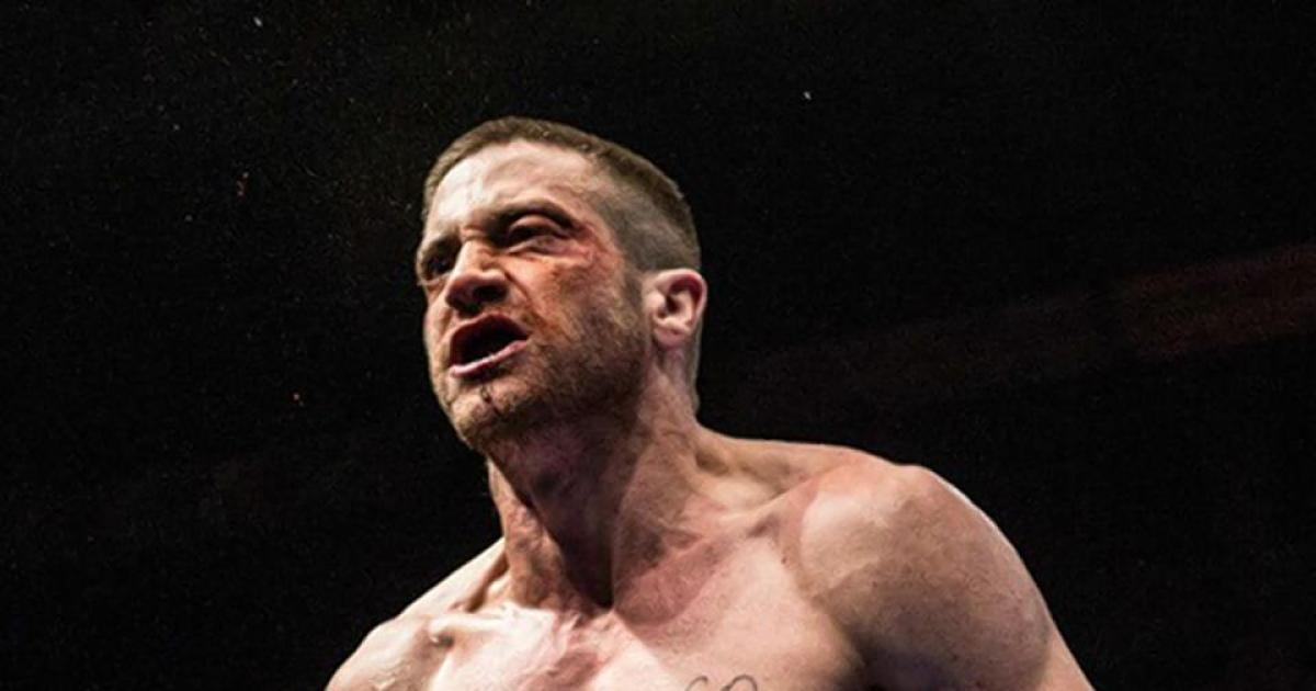 Jake Gyllenhaal comes out swinging in new Southpaw spot