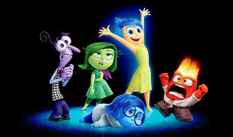 New clip from Disney•Pixar's Inside Out