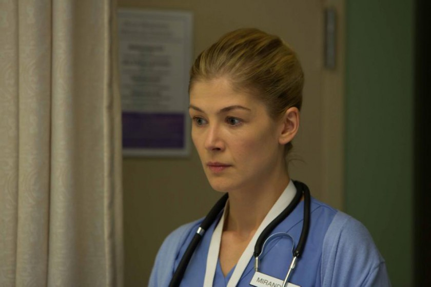 Still from Return To Sender, Staring Rosamund Pike