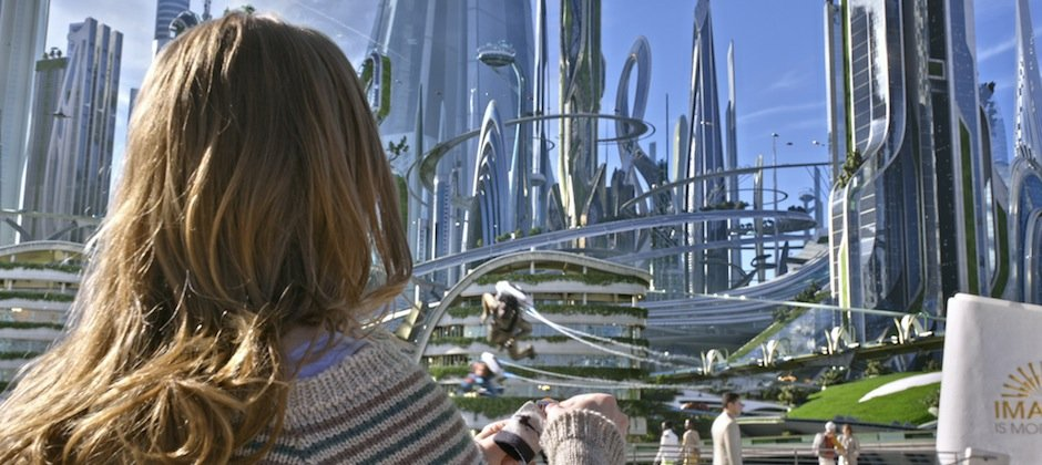 Tomorrowland – A World Beyond (12A) | Close-Up Film Review
