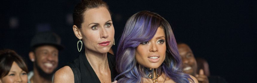 M154 Ð (Left to right.) Minnie Driver and Gugu Mbatha-Raw stars in Relativity MediaÕs  BEYOND THE LIGHTS. Copyright © 2013 Blackbird Productions, LLC Photo Credit: Suzanne Tenner