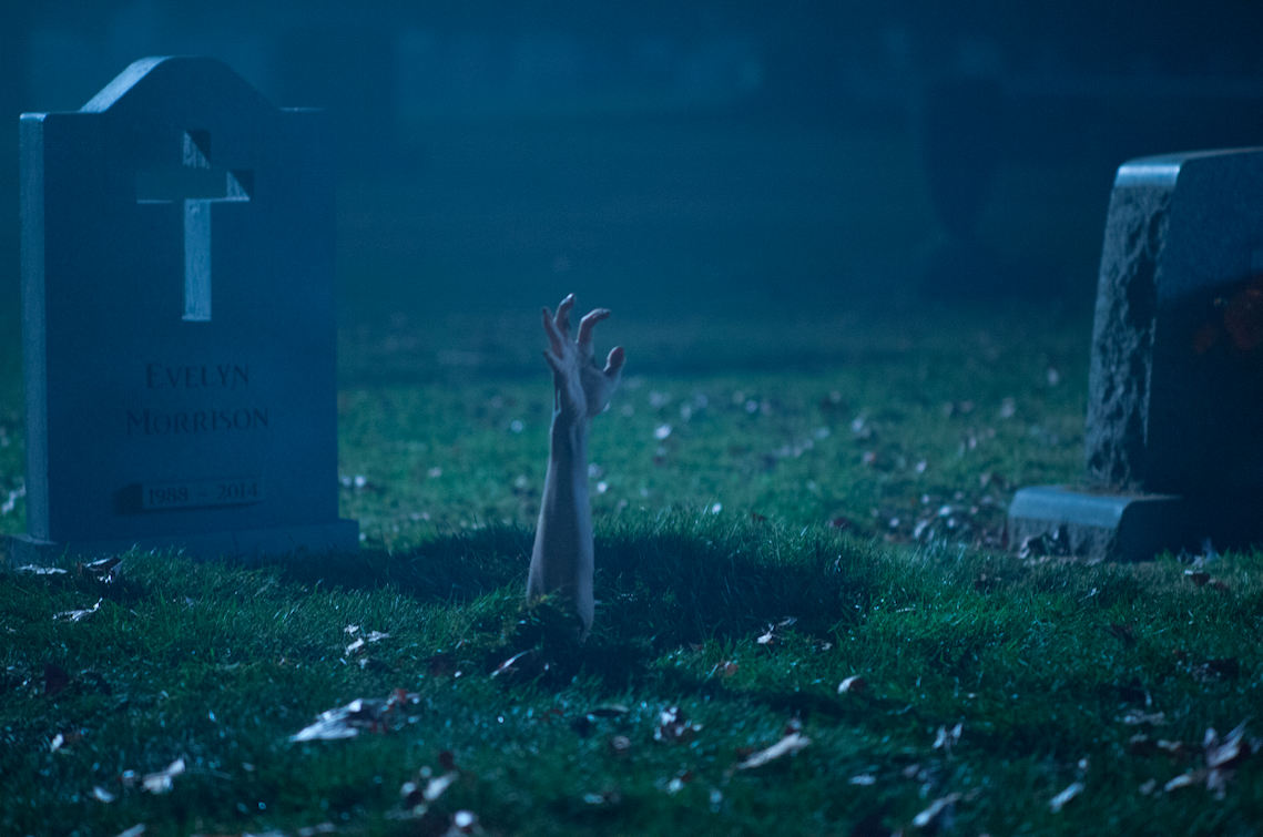 Interview: Joe Dante on Burying the Ex