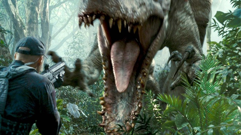 Jurassic World Record-Breaking Monster Hit at the World Box Office