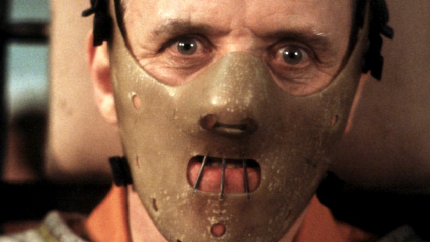 Photo by Everett Collection / Rex Features ( 411879fv ) 'THE SILENCE OF THE LAMBS' - Anthony Hopkins - 1991 VARIOUS