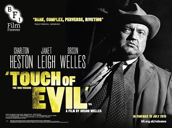 Touch of Evil poster small
