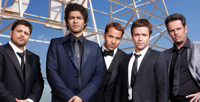 The European Premiere of ENTOURAGE – Live!