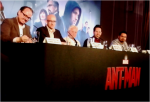 Ant-Man European Press Conference