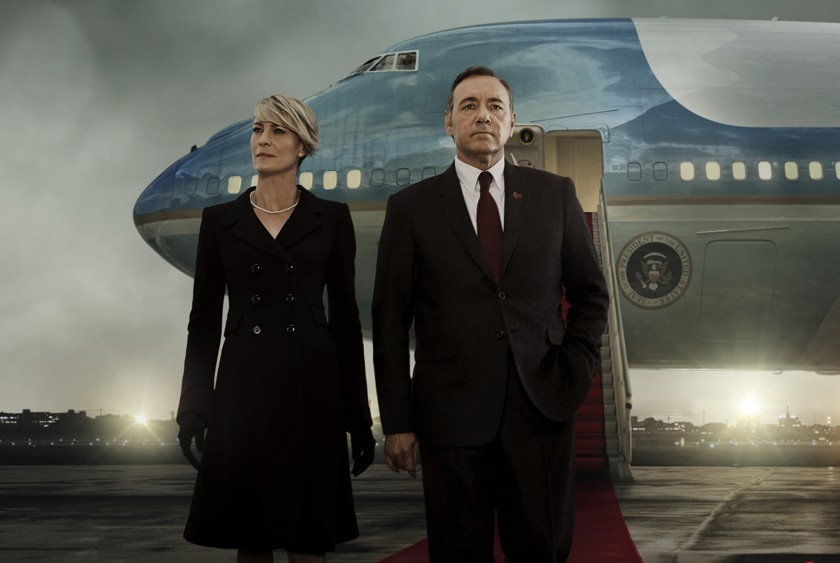 House of Cards - Season 3 Key Art, Netflix