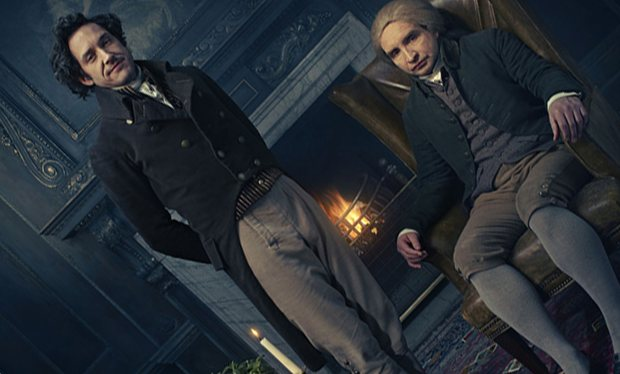 Jonathan Strange & Mr Norrell (15) | Home Entertainment Review