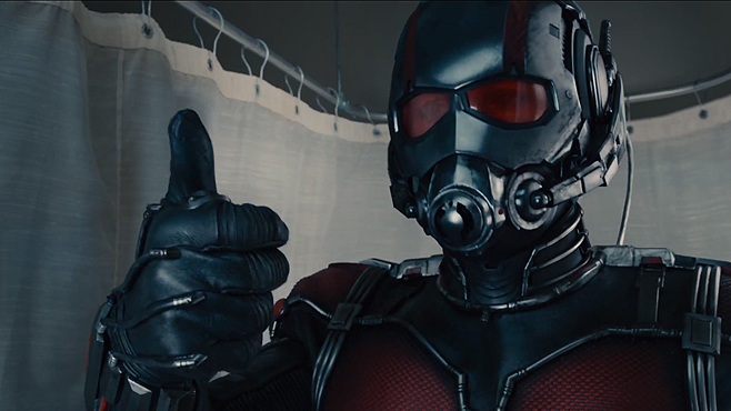 New Trailer For Marvel's Ant-Man