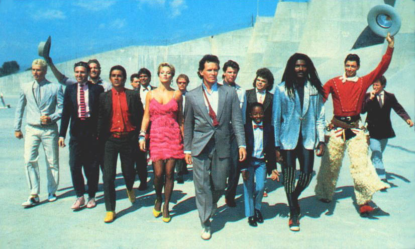 The Adventures of Buckaroo Banzai Across the 8th Dimension (PG)  | Home Ents Review