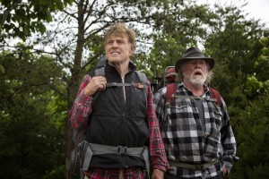 Robert Redford & Nick Nolte in A WALK IN THE WOODS (2015)