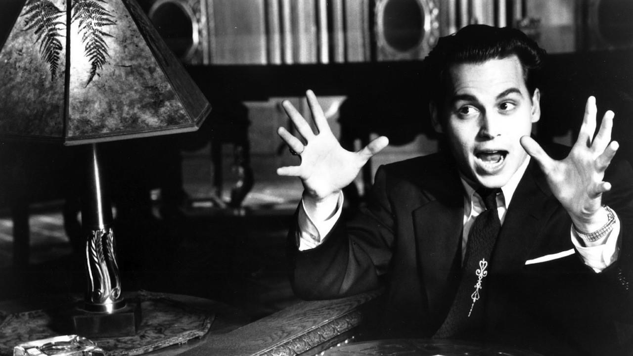 Johnny Depp as ED WOOD (1994)