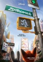 New Poster For Zootropolis