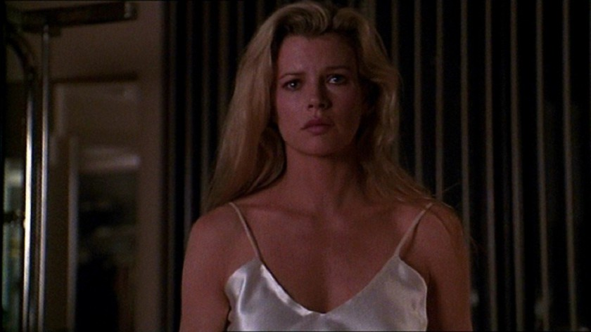 Kim Basinger as Heather Evans in Final Analysis