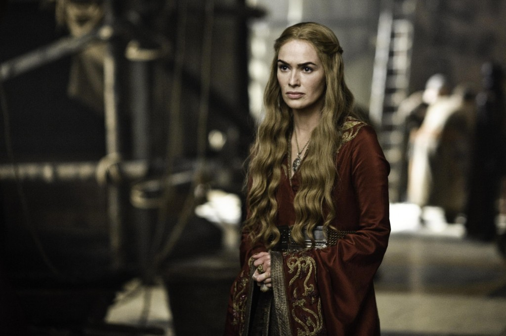 Lena Headey as Cersei LannisterBaratheon in the smash hit television-series Game of Thrones