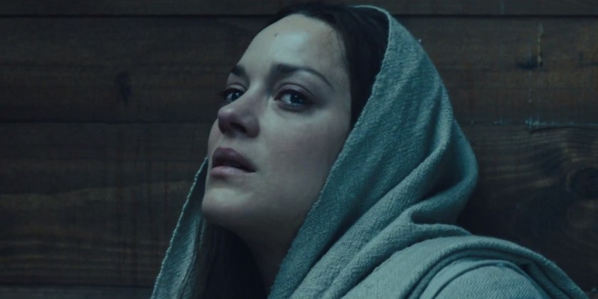 Marion Cotillard as Lady Macbeth in Macbeth