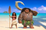 "Walt Disney Animation Studios's ""Moana"" – First look Image"