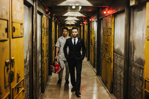 New London East Asia Film Festival Launching 23 Oct 2015