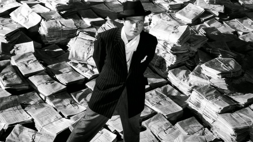 Orson Welles and Citizen Kane