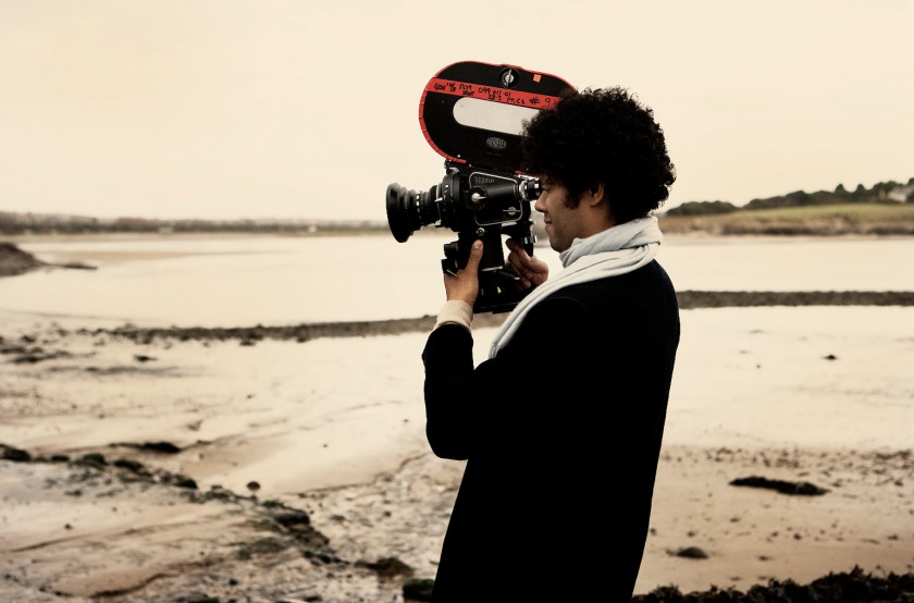 Richard Ayoade and Submarine