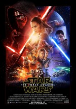 New Poster For Star Wars: The Force Awakens.