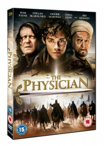 The Physician_DVD Packshot_3D