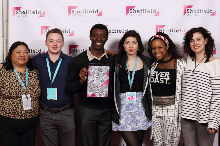 The Sheffield Doc/Fest Youth Jury