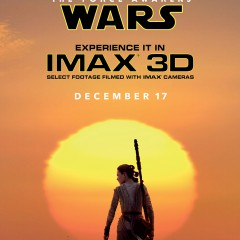Star Wars: The Force Awakens ~ New IMAX Poster