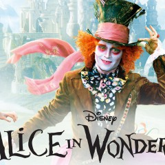 Tim Burton's Alice in Wonderland Live at the Royal Albert Hall
