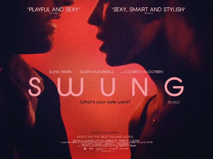 SWUNG is a seductive, frank and revealing exploration of the secret underside of a very modern relationship.