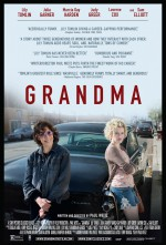 Trailer: Grandma – Starring Lily Tomlin and Julia Garner