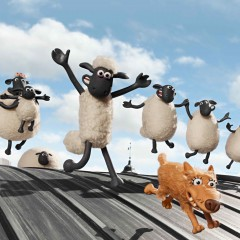 Aardman Receive Multiple Award Nominations For Shaun the Sheep Movie